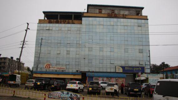 The Digital Mall in Mlolongo